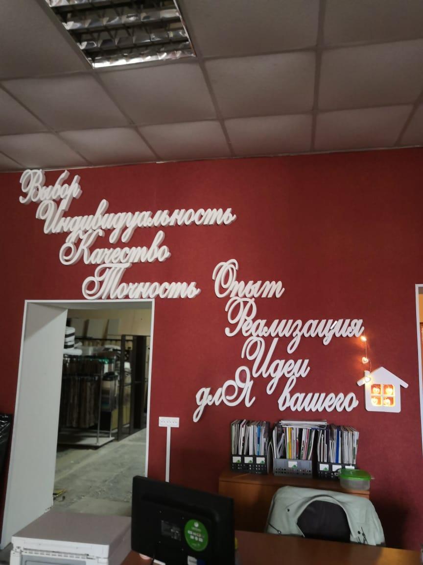 Производство изделий из пенопласт БУКВЫ66.РФ